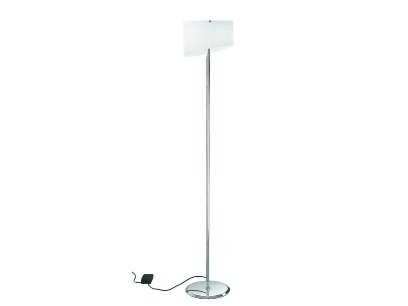 Blown glass floor lamp GRETA | Floor lamp - ROSSINI ILLUMINAZIONE
