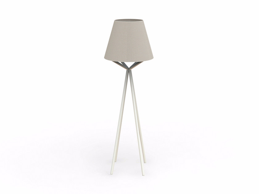 Floor lamp CLEO ALU | Floor lamp by Talenti