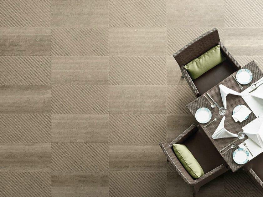 Porcelain stoneware flooring with stone effect SILVER STONE | Flooring - Ceramiche Coem