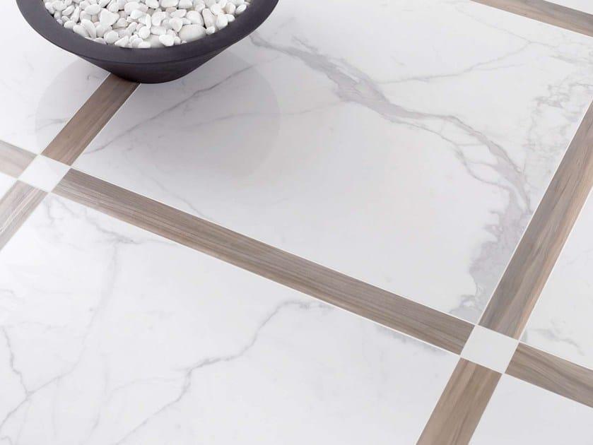 Indoor wall/floor tiles METROPOLITAN FLOOR by Museum