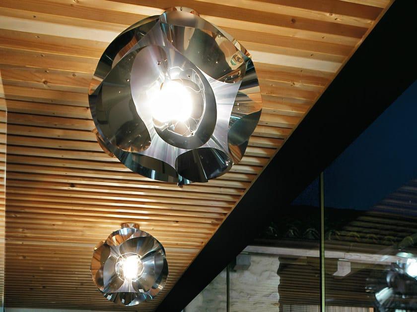 Pyrex® ceiling lamp FLORAL | Ceiling lamp - PANZERI