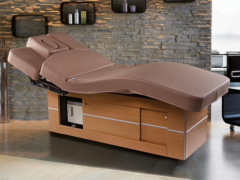 Anti-bacterial massage bed FLORENCE by Lemi Group
