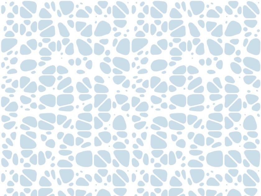 Carta da parati geometrica in carta non tessuta FLORETTA #4 - EXTRATAPETE