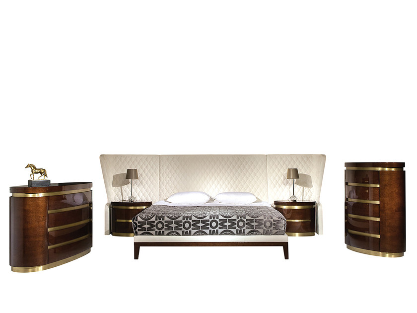 Wooden bedroom set FLORIDA by Mobi