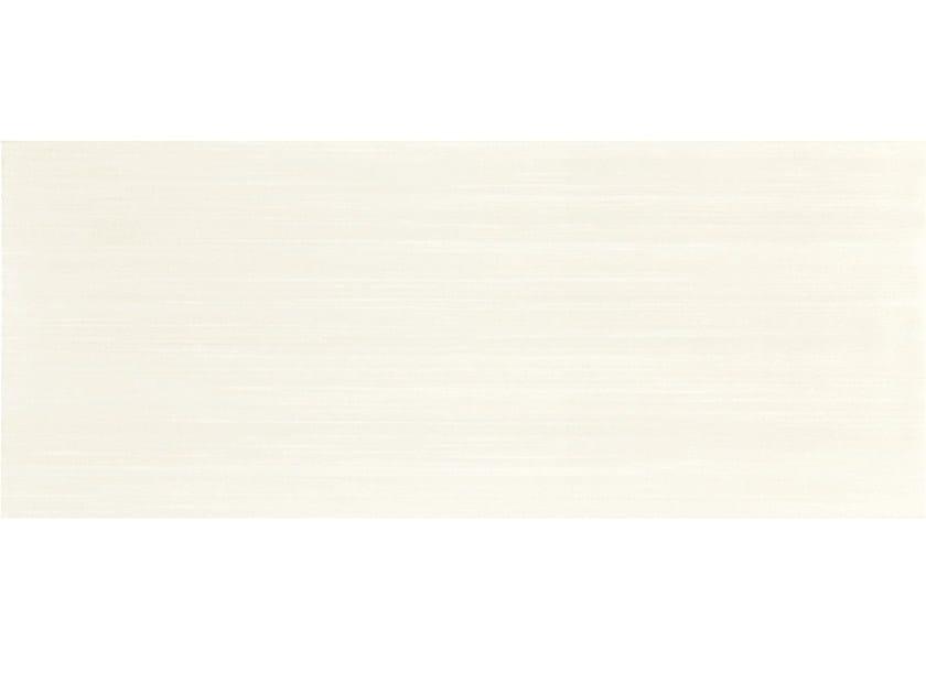 Rivestimento in ceramica a pasta bianca per interni FLOU UNIKA - CERAMICHE BRENNERO
