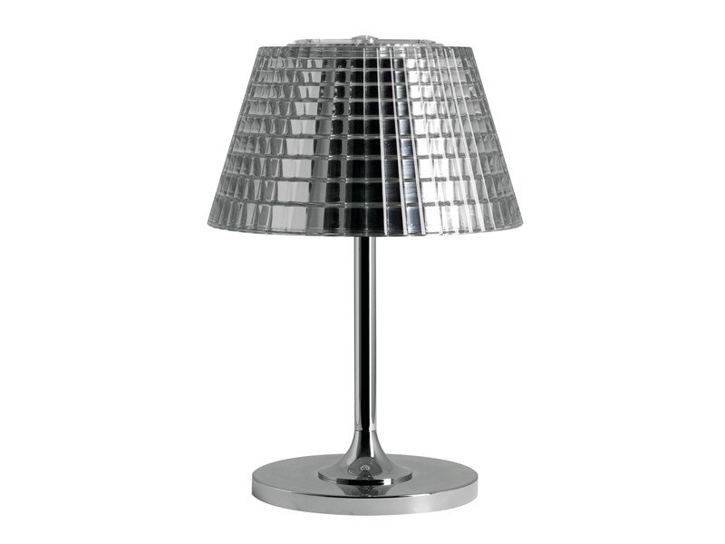 Crystal table lamp FLOW | Crystal table lamp - Fabbian