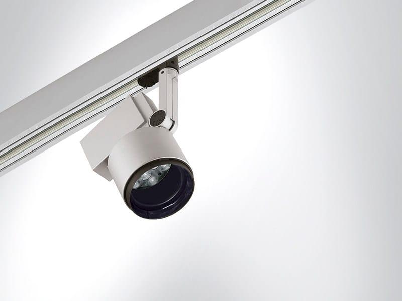 LED Track-Light FOBO 2 by Arcluce