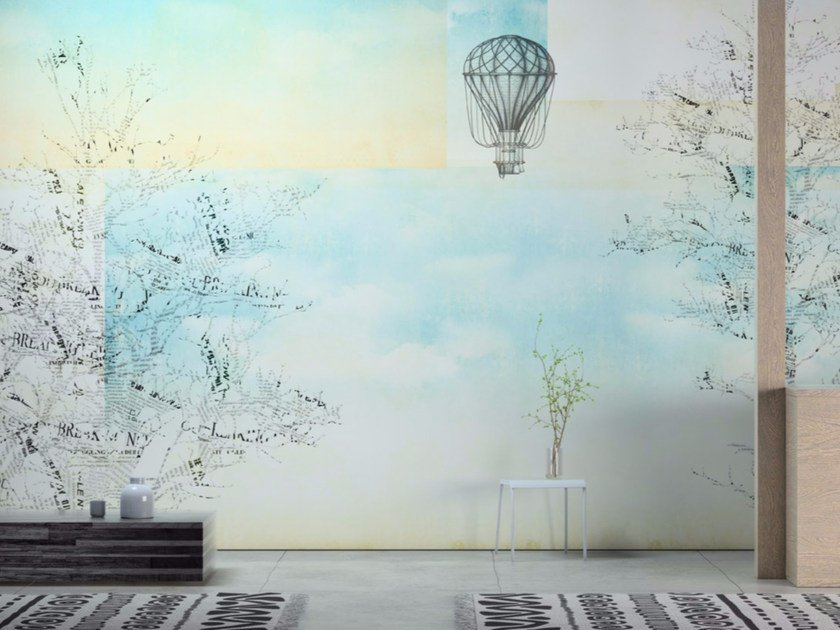 Washable vinyl wallpaper FOGG by GLAMORA