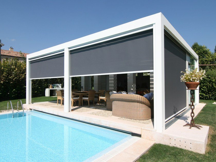FOLD Pérgola independiente by STUDIO 66