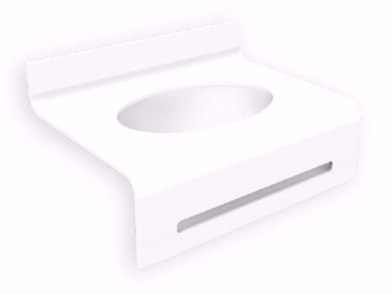Inset Corian® washbasin FOLHA | Washbasin by AMA Design