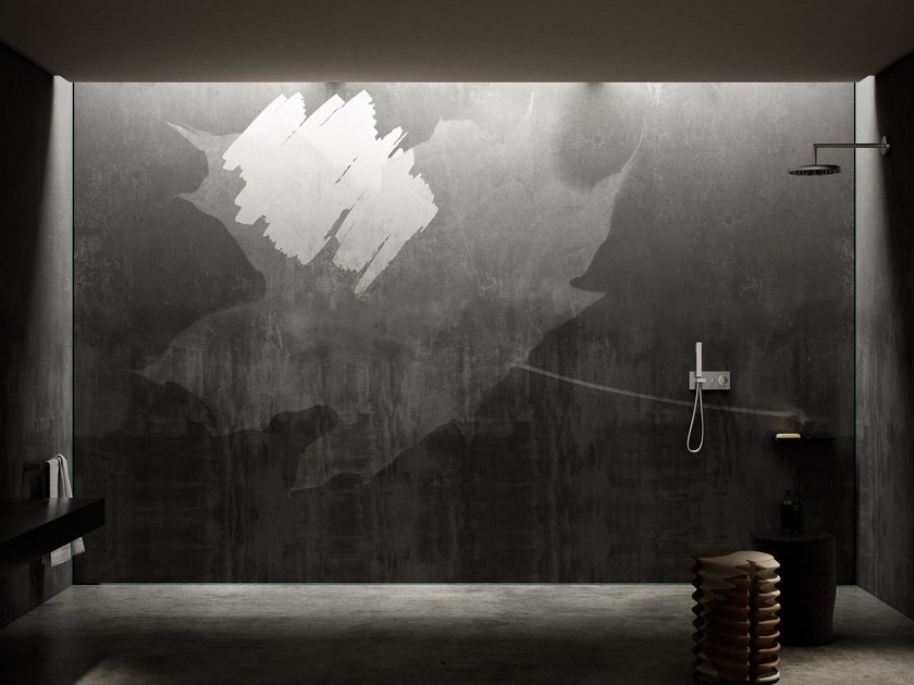 Washable vinyl wallpaper FOLIUM by GLAMORA