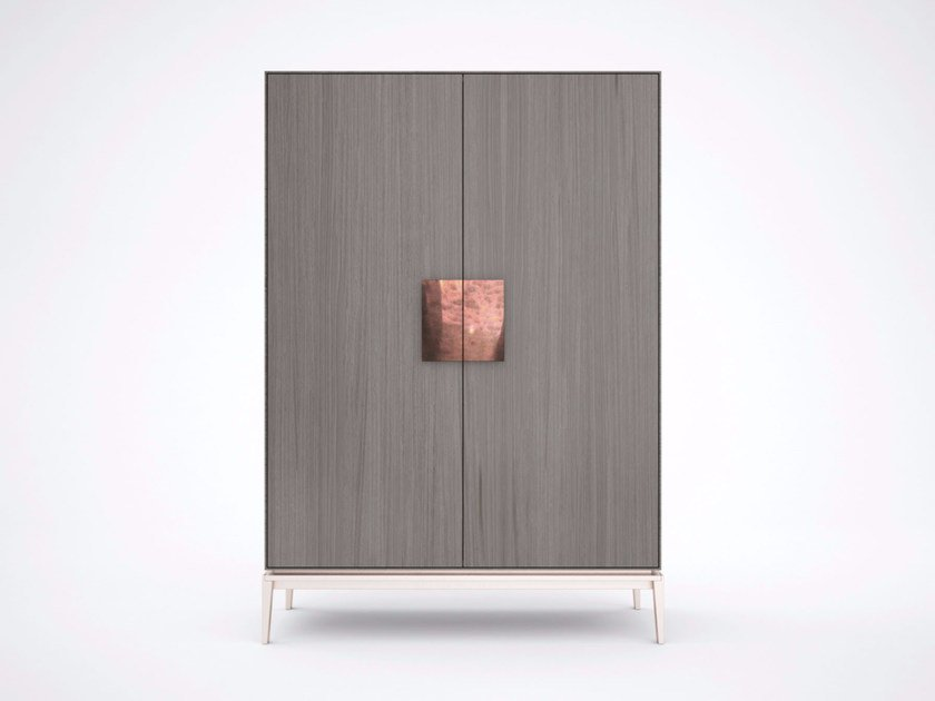 Oak wardrobe FOR LIVING | Wardrobe by Paolo Castelli