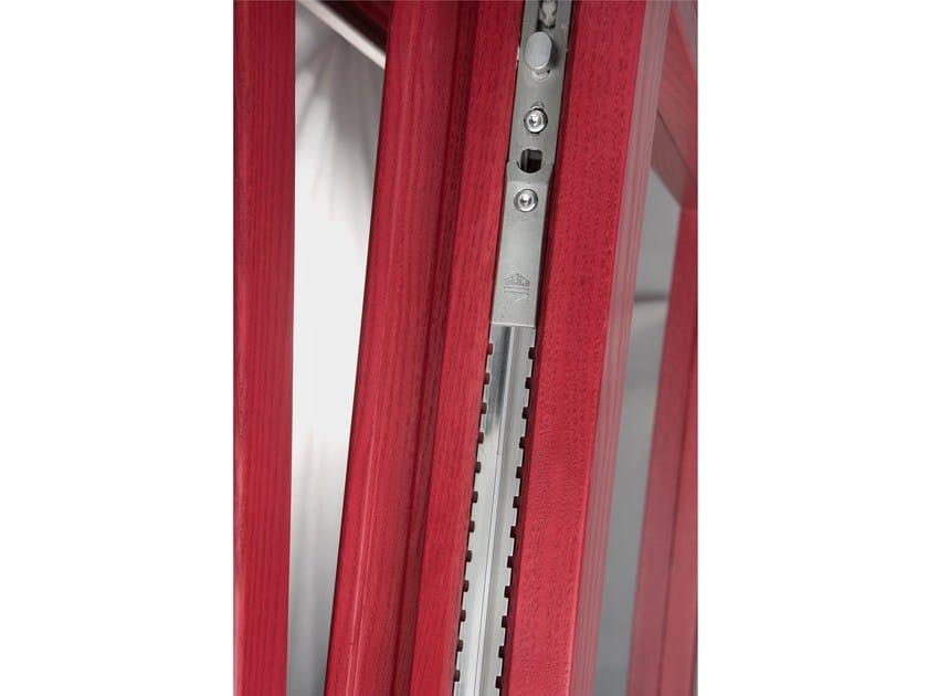 Ferramenta per finestra Forbice per aerazione controllata - NAVELLO