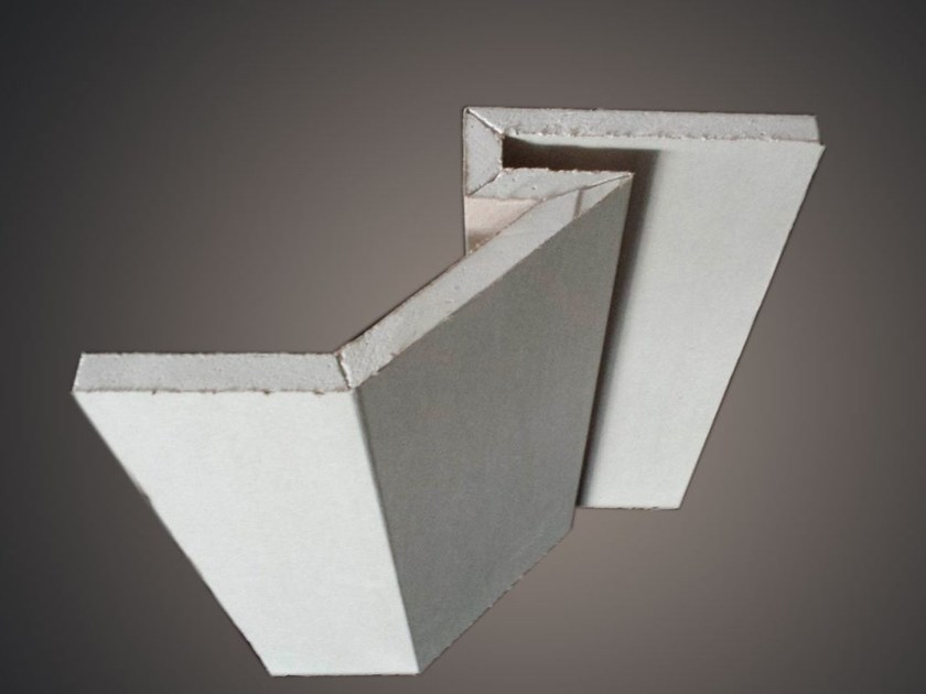 Gypsum cornice FORMS OF MEASURES - Profilgessi