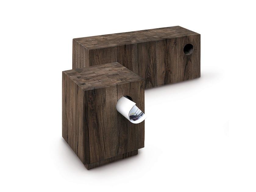 Oak coffee table FORO - Oliver B.