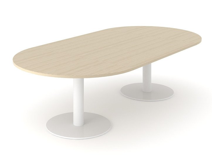 Oval meeting table FORUM | Oval meeting table by NARBUTAS