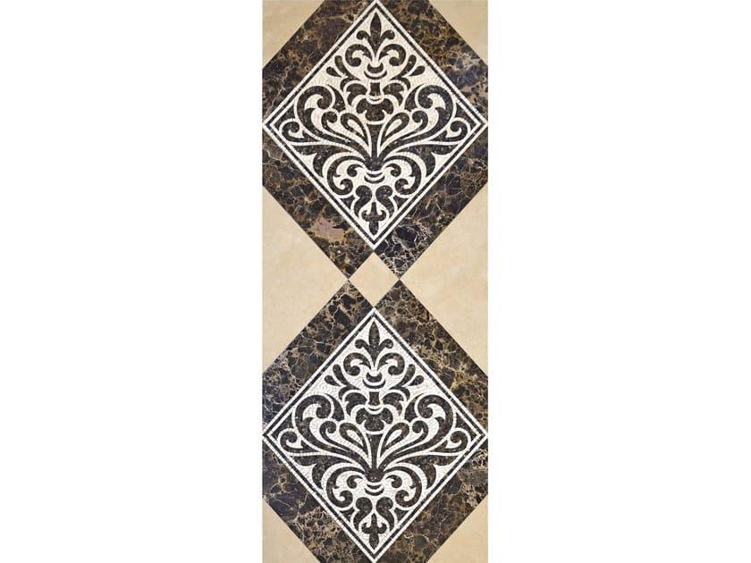 Marble mosaic FOSCARI - FRIUL MOSAIC