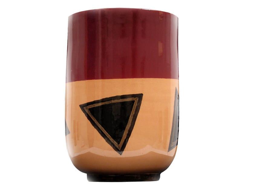 Ceramic vase FOUR IV by Kiasmo