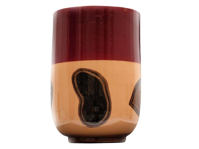Ceramic vase FOUR V - Kiasmo