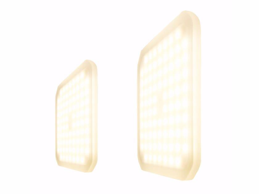 LED wall lamp FOXX CUBE | Wall lamp - Top Light