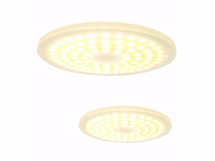 LED ceiling lamp FOXX ROUND | Ceiling lamp - Top Light