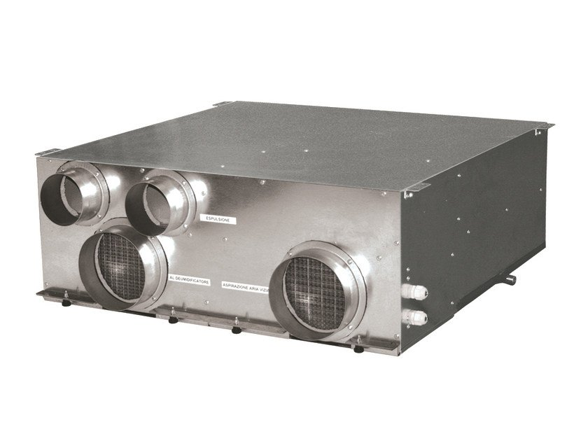 Heat recovery unit FR125 - FRAL
