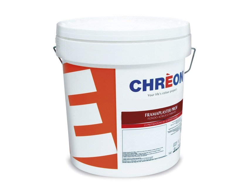 Base coat and impregnating compound for paint and varnish FRAMAPLASTER PROF by Chrèon Lechler
