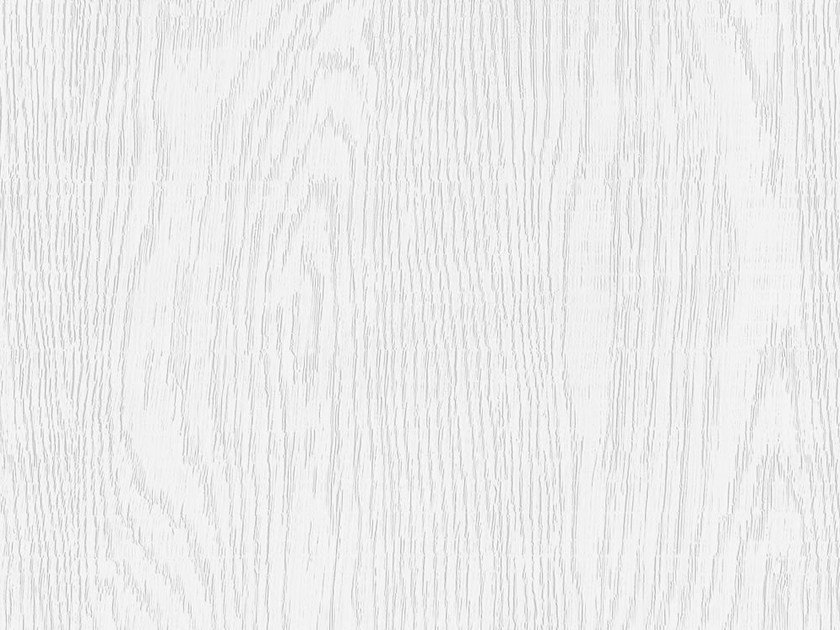 Self adhesive plastic furniture foil with wood effect ABSOLUTE WHITE ASH OPAQUE - Artesive