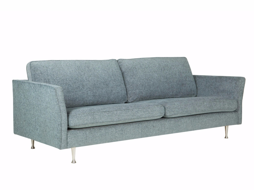 Upholstered 3 seater fabric sofa FREDDY by SITS