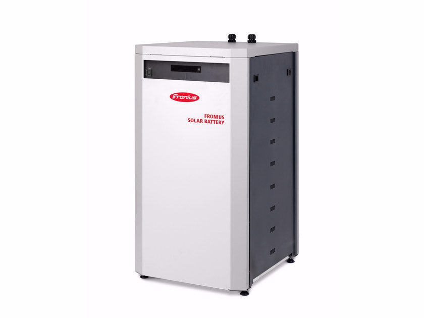 Solar Battery for photovoltaic system FRONIUS SOLAR BATTERY by Fronius Italia