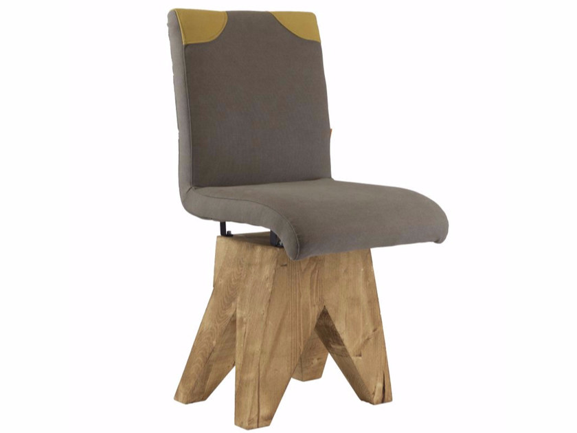 Upholstered chair FST0270 - 0271 by Gie El Home