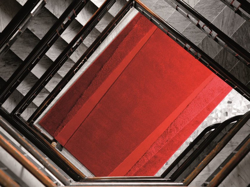 Handmade fabric rug FULL - Besana Moquette
