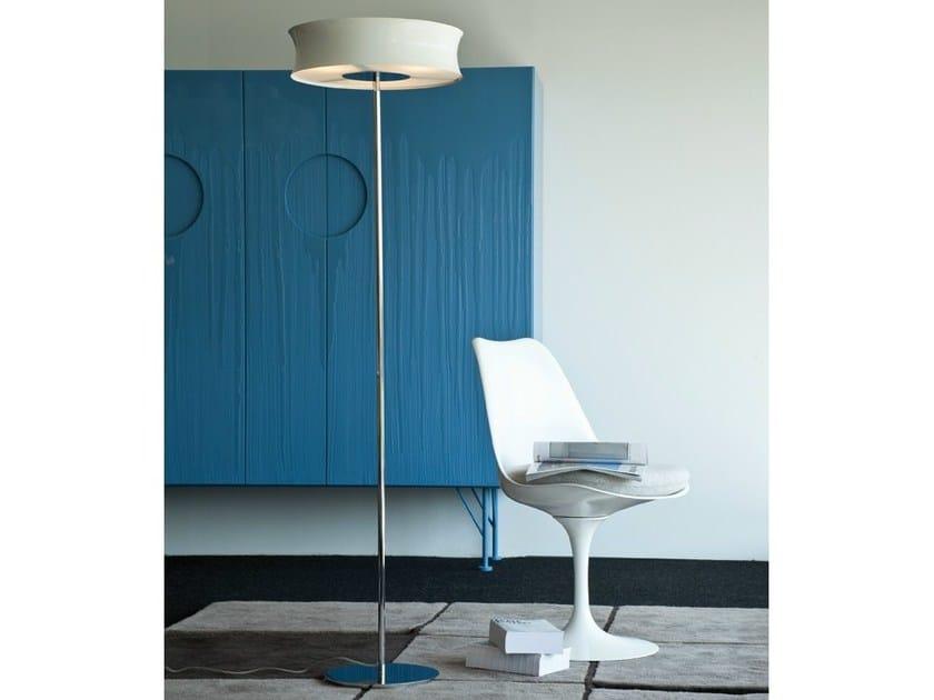 Glass floor lamp FUNNY | Floor lamp - LUCENTE - Gruppo Rostirolla