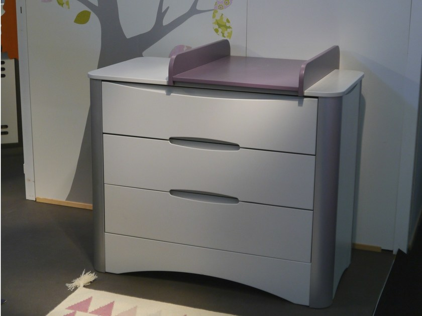 Changing table FUSION | Changing table - Mathy by Bols