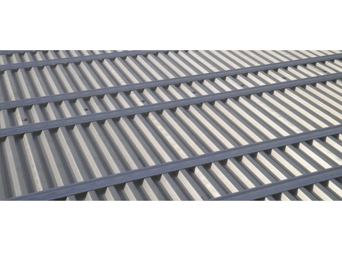 Metal sheet and panel for roof Galvanised Steel - MAZZONETTO