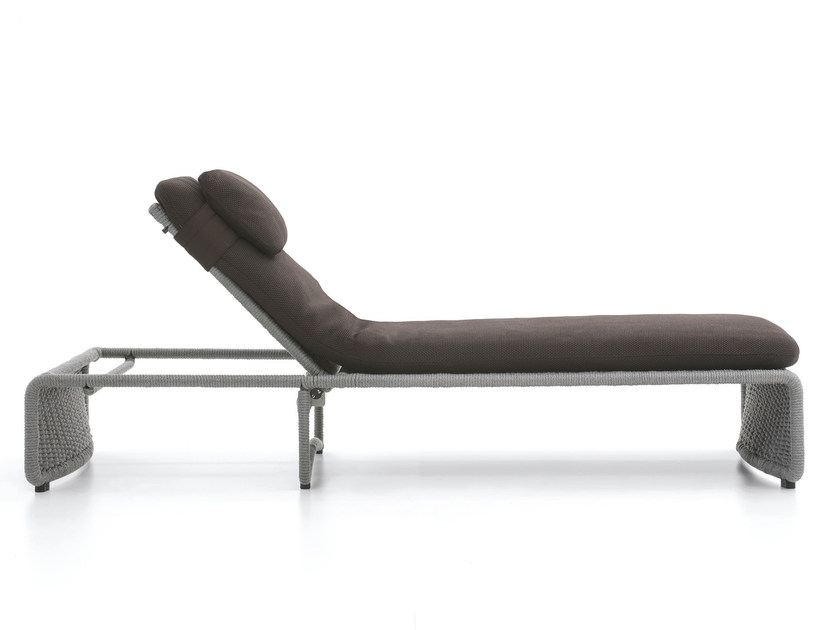 Outdoor daybed HALLEY OUTDOOR | Garden daybed by Minotti