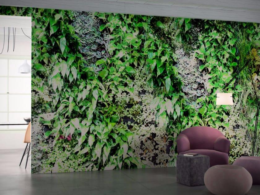 Washable vinyl wallpaper GARDEN by GLAMORA