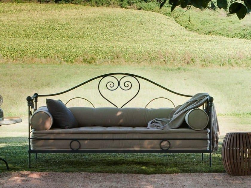 Iron sofa AURORA | Sofa by Unopiù