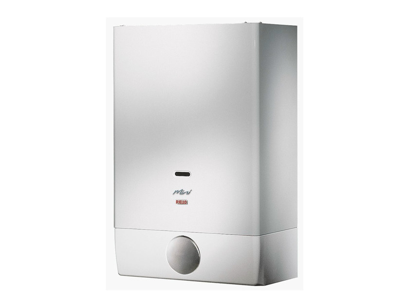 Gas water heater MINI - MINI PER ESTERNO - RIELLO