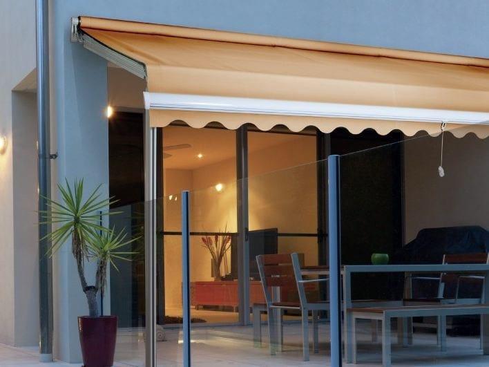 Fabric awning GCI - Arquati Service