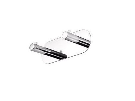 Double robe hook GEALUNA | Double robe hook - INDA®