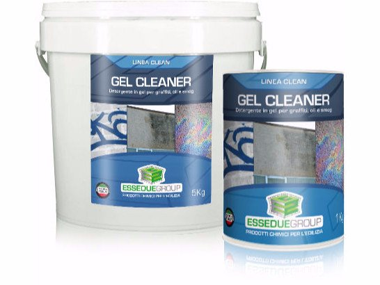 Surface cleaning product GEL CLEANER - Essedue Group