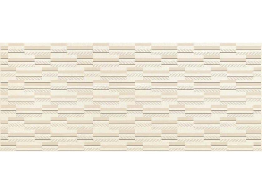 White-paste wall tiles GEOMETRICO CREAM - CERAMICHE BRENNERO