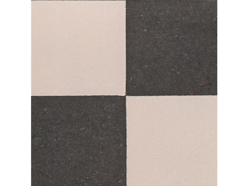 Lava stone wall/floor tiles GEOMETRIE G4 by Made a Mano