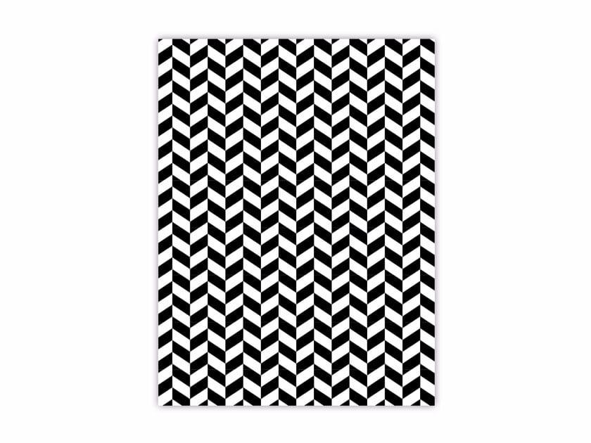Print on paper GEOMETRIK 3 by Funky Milk