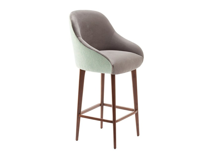 Fabric counter stool GIA | Counter stool - Mambo Unlimited Ideas