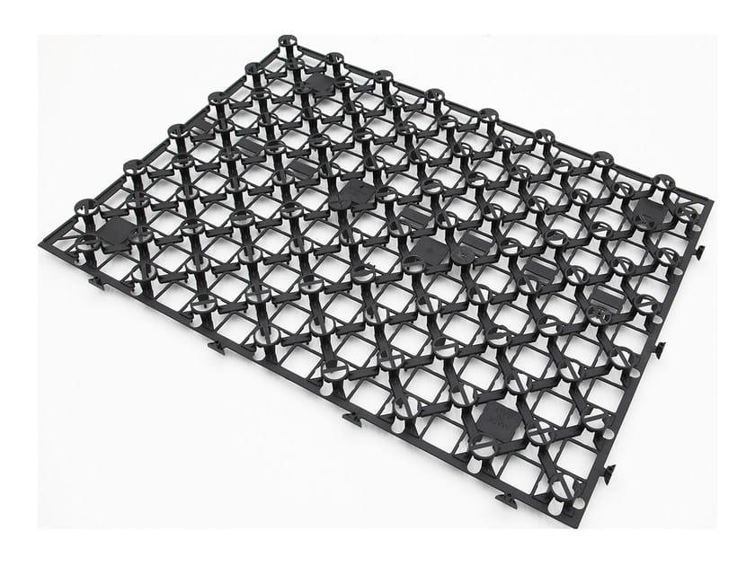 Radiant floor panel GIACOMINI - Giacomini