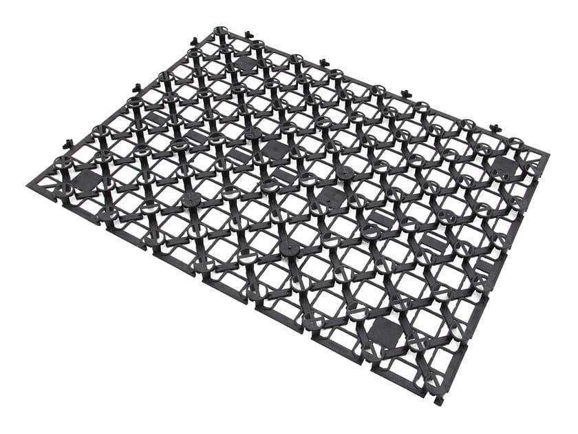 Radiant floor panel GIACOMINI SPIDER - Giacomini