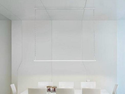 LED pendant lamp with dimmer GIL 6447 by Milan Iluminación