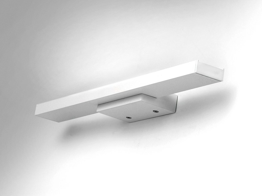 LED direct light wall light with dimmer GIL 6516/17 by Milan Iluminación